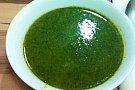 Supa crema de urzici cu menta