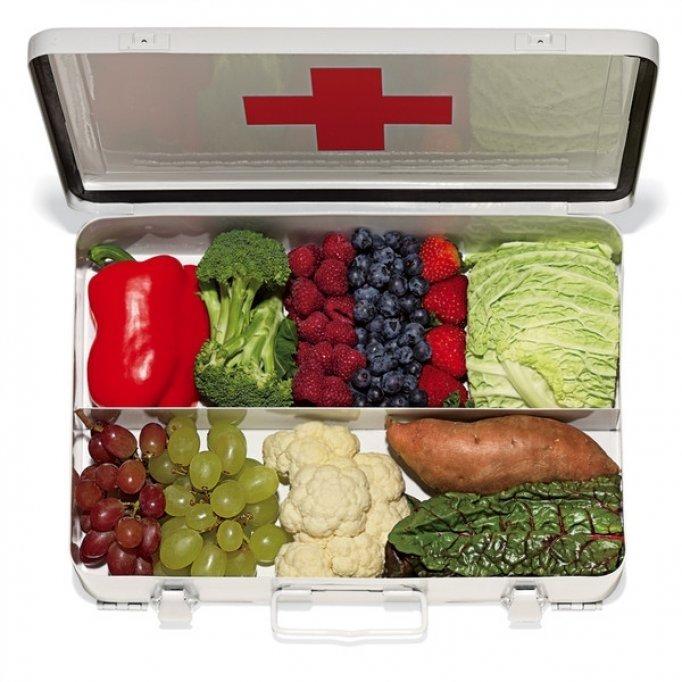 Alimentatia sanatoasa, cel mai bun medicament impotriva cancerului