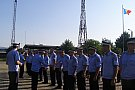 Jandarmi inaintati in grad la termen