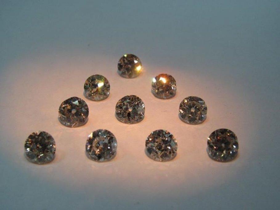 Diamante vechi