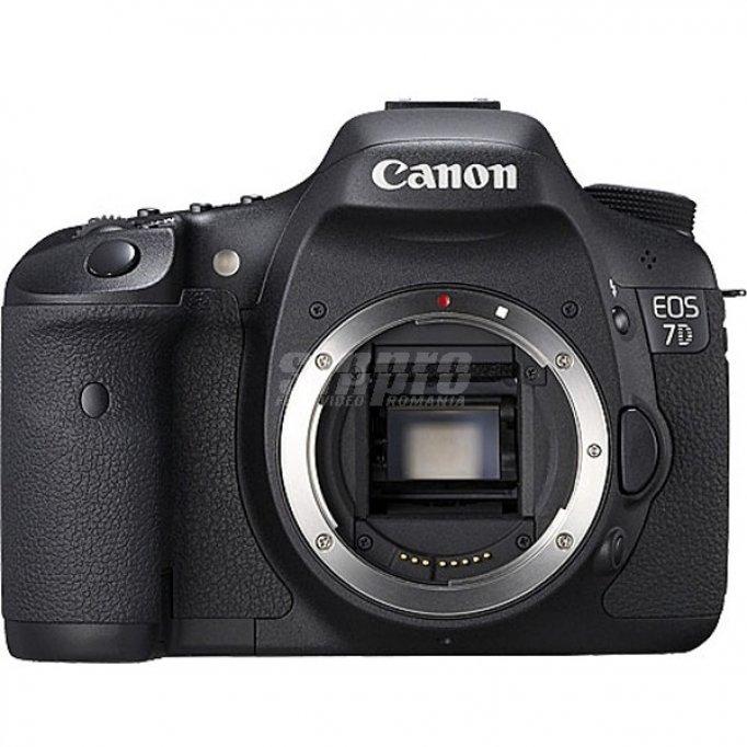 Promotie - Canon EOS 7D body + grip!
