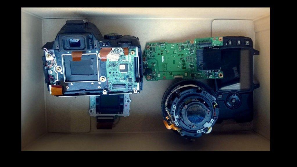 Service aparate de fotografiat!