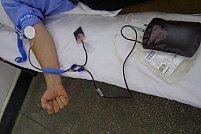 Jandarmii aradeni au donat sange