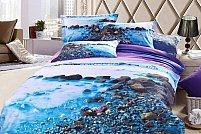 Lenjerie de pat cu motive de plaja