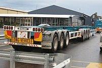 Transport cu trailere