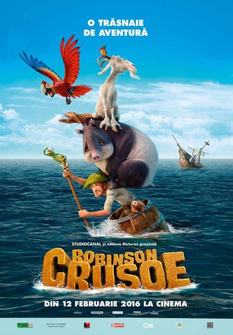Robinson Crusoe 3D Dub