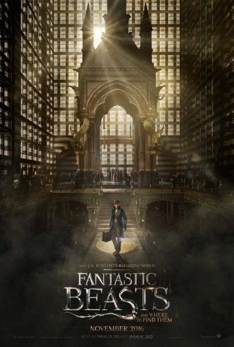 Fantastic Beasts and where to find them 3D Dubbed