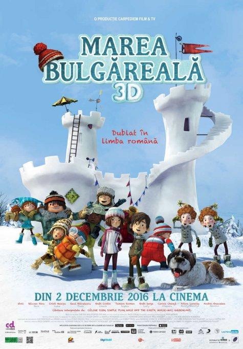 Marea bulgareala 3D Dublat