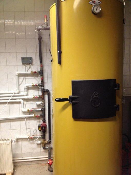 Asigurarea necesarului de caldura din locuinta atinge note maxime cu centralele termice pe combustibil solid