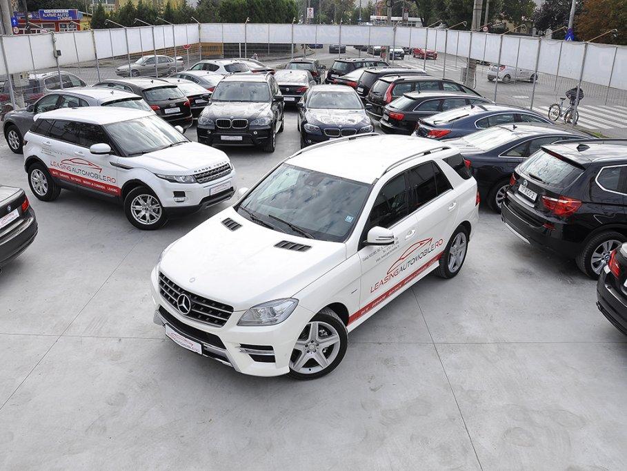 Marci de prima clasa pentru masini rulate disponibile in Parc Auto Leasing Automobile