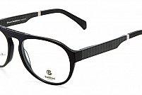 Ochelari de vedere Baldinini femei BLD1575 Negru