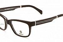 Ochelari de vedere Baldinini femei BLD1576 Negru Argintiu