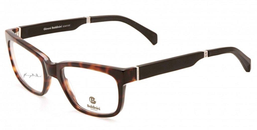 Ochelari de vedere Baldinini femei BLD1576 Negru Caramel