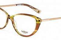 Ochelari de vedere Baldinini femei BLD1581 Auriu Caramel Maro Degrade
