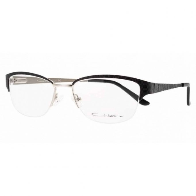 Ochelari de vedere Chilli&Co femei CC845 Negru