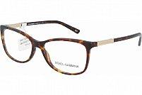 Ochelari de vedere Dolce & Gabbana DG3107 Dama - culoare Maro
