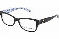 Ochelari de vedere Dolce & Gabbana DG3204 Dama - culoare Neagra
