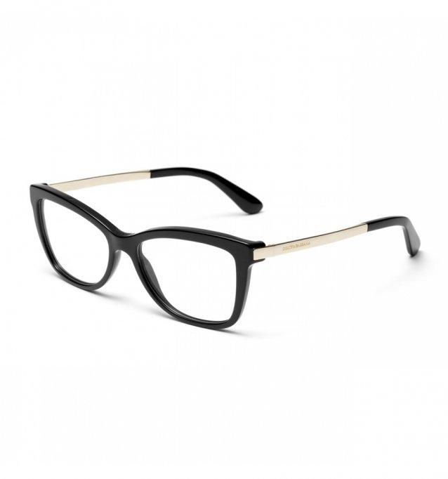 Ochelari de vedere Dolce & Gabbana DG3218 Dama - culoare Neagra
