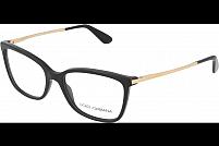 Ochelari de vedere Dolce & Gabbana DG3243 Dama - culoare Neagra