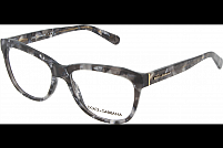 Ochelari de vedere Dolce & Gabbana DG3244 Dama - culoare Demi