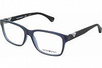 Ochelari de vedere Emporio Armani EA3042 Barbati - culoare Albastra