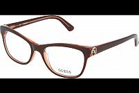 Ochelari de vedere Guess Dama gu2527 - Maro