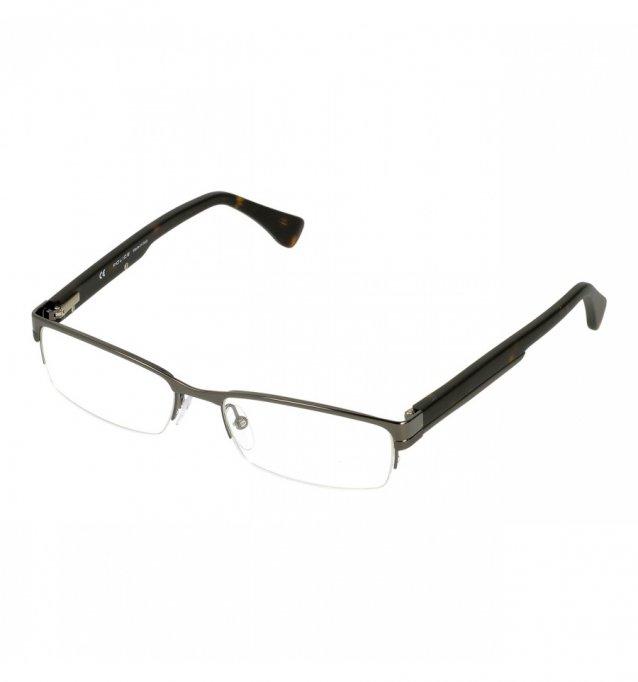 Ochelari de vedere Police Unisex V8906 - culoare Gri
