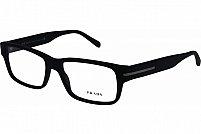 Ochelari de vedere Prada Barbati PR22RV - culoare Neagra