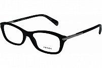 Ochelari de vedere Prada Dama PR04PV - culoare Neagra