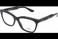 Ochelari de vedere Prada Dama PR24SV - culoare Neagra