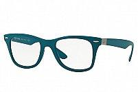 Ochelari de vedere Ray-Ban unisex RB7034 Albastru Deschis Strident