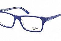 Ochelari de vedere Ray-Ban Unisex - RX5225 - culoare Albastra