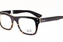 Ochelari de vedere Ray-Ban Unisex - RX5227 - culoare Neagra