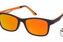 Ochelari de vedere Solano Unisex CL90003 - culoare Orange