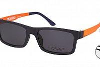 Ochelari de vedere Solano Unisex CL90004 - culoare Orange