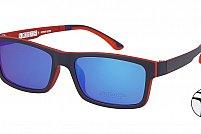 Ochelari de vedere Solano Unisex CL90004 - culoare Rosie