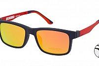 Ochelari de vedere Solano Unisex CL90010 - culoare Rosie