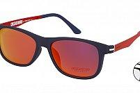Ochelari de vedere Solano Unisex CL90023 - culoare Rosie