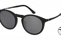 Ochelari de vedere Solano Unisex CL90024 - culoare Neagra