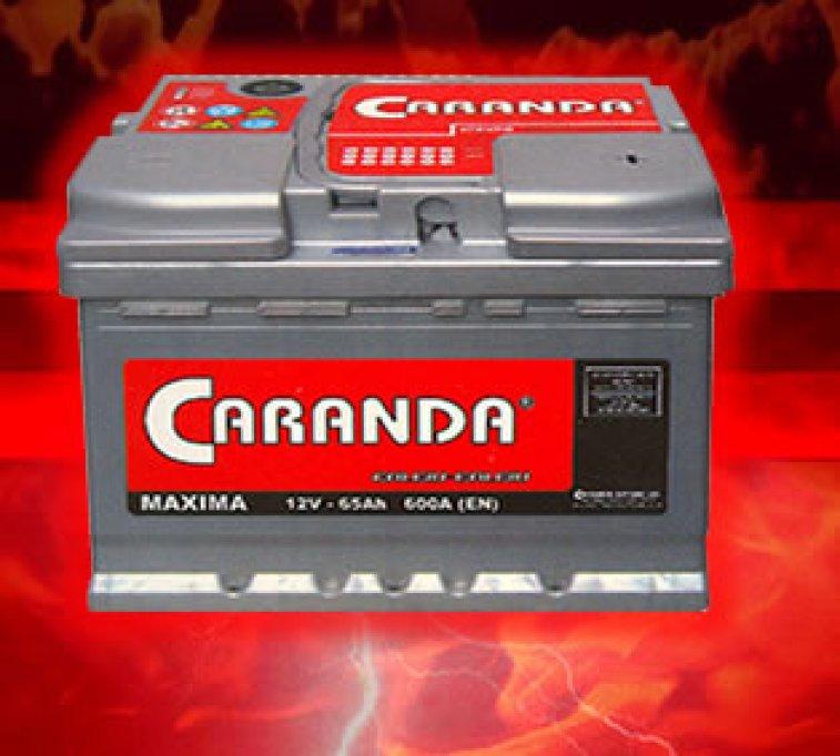 Baterie auto Caranda durabila