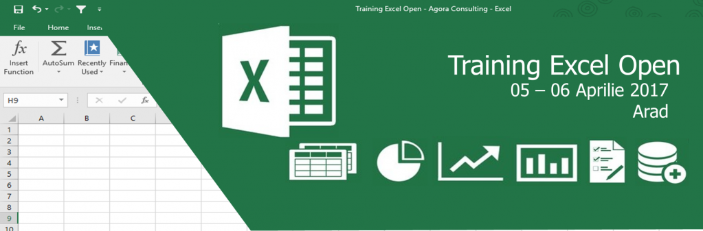 Training Excel Open 05 - 06 Aprilie 2017