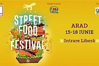 Street FOOD Festival Arad