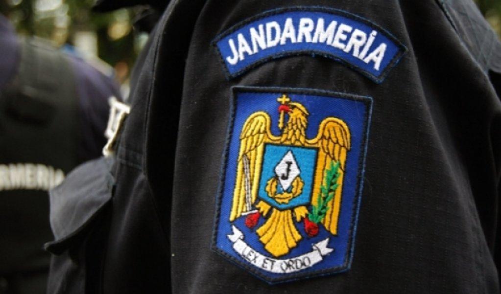 Misiuni de ordine publică ale jandarmilor arădeni