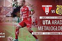 UTA Arad - Metaloglobus