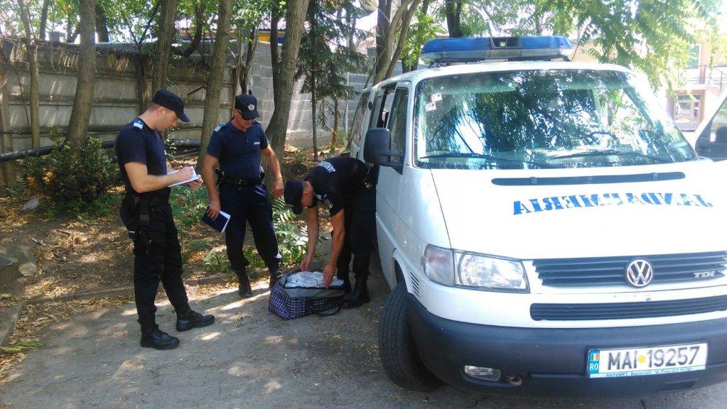 Fapte de încălcare a Codului Vamal, sesizate de jandarmi