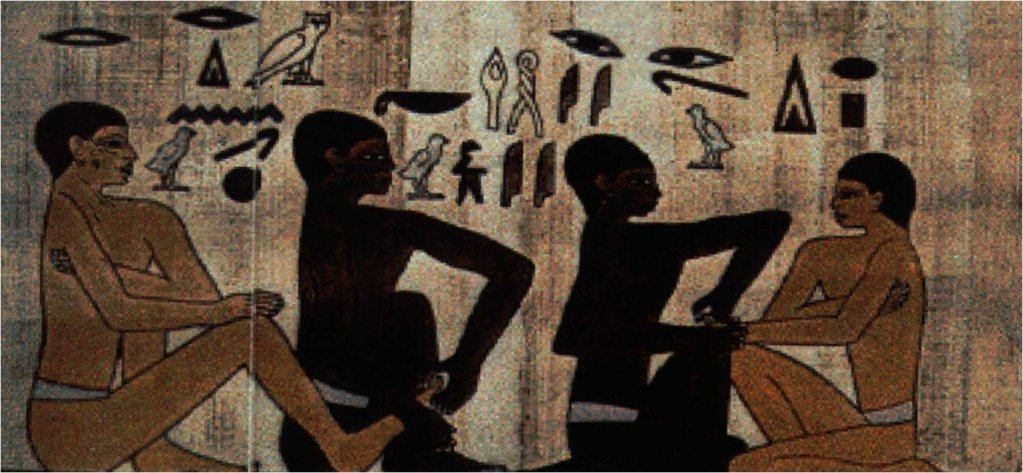 Aromaterapia in Egiptul antic