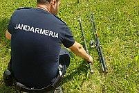 Depistați la pescuit, cu unelte interzise