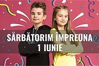 Petrecere 1 IUNIE - Ziua Copilului - ARAD