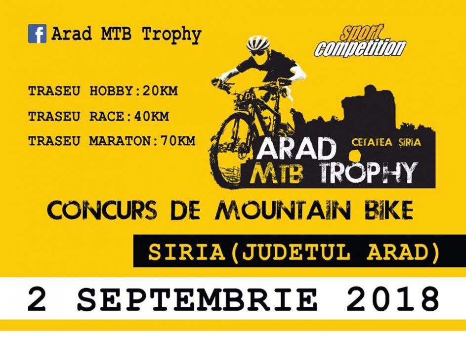 Arad Mountainbike Trophy