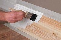 Afla cum sa vopsesti sigur si precis cu un grund pentru lemn de calitate